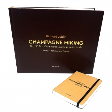 Champagne Hiking by Richard Juhlin