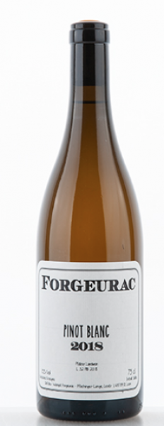 2018 Pinot Blanc, Domaine Forgeurac