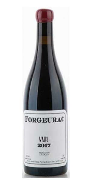 2017 Walis rot, Domaine Forgeurac
