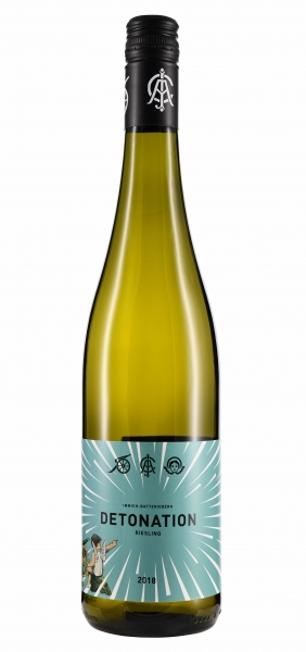 2019 Detonation Riesling, Immich-Batterieberg