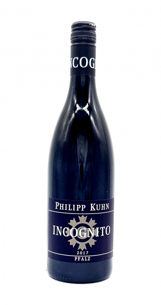 2017 INCOGNITO Rotweincuvée, Philipp Kuhn